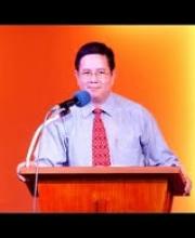 Rev Dr U Zaw Min DD