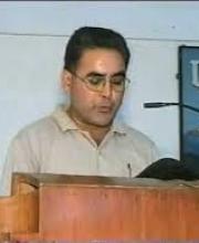 Pastor Chadra Prasad Sharma