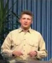 Pastor Gert Hoinle