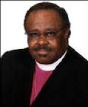 Bishop James Morton