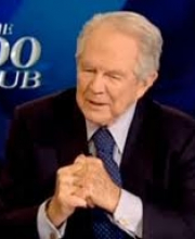 Pat Robertson and The  700 Club