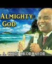Rev Dr Chidi Okoroafor