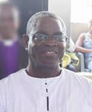 Rev. JFK Mensah