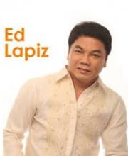 Pastor Ed Lapiz